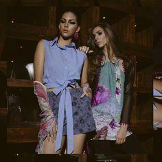 Fotografia: Yasell Chapman  Modelos: Physical Modelos Makeup and Hair: Eleonora Rodriguez En Panama de Moda Agosto …