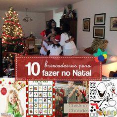 10 ideias de brincadeiras de Natal Christmas Snowman, Christmas Ornaments, Christmas Ideas, Advent Calendar, Holiday Decor, Party, Alice, Christmas Night, Christmas Bingo
