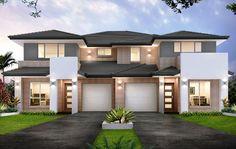 Kurmond homes - forest glen half of the duplex 7.5 m