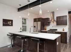 34th Residence Denver - contemporary - kitchen - denver - Work Shop Denver