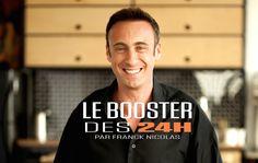 #17 Booster des 24H - Apprécier le moment présent - par Franck Nicolas
