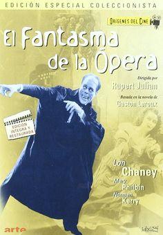 El fantasma de la ópera [Recurso electrónico] / dirigida por Rupert Julian