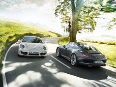 "2013 Porsche 911 Carrera ""911 50 Years Edition"""