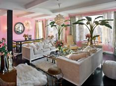 villa betsey, mexian villa, betsey johnson, betsey johnson's house, penthouse, home inspiration, apartment, pink apartment, audrey kitching, mexico