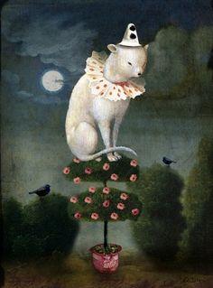 Catrin Welz-Stein | Harlekin Cat