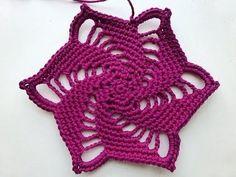 nice crochet motif - super video!
