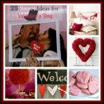 25 Sweet Ideas for Valentine's Day from Marty's Musings