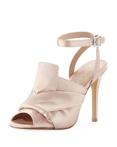 7da446d09d4f Shop Rachel Satin Luxe High Pump from Charles by Charles David at Neiman  Marcus Last Call