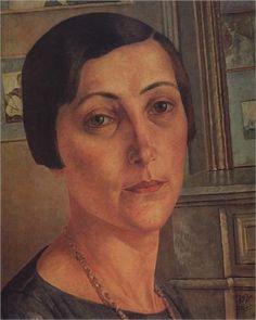 zinaida serebriakova images | ... of Andronikova-Halpern - Zinaida Serebriakova - WikiPaintings.org