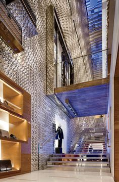 Louis Vuitton New Bond Street | Peter Marino Architect | Slide show | Architectural Record