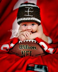 Football Baby Life Reflections by Kimberly Dawn White House Tn. – My CMS 3 Month Old Baby Pictures, Monthly Baby Photos, Baby Boy Pictures, Newborn Pictures, Newborn Pics, Football Baby Pictures, Family Pictures, Newborn Football, Baby Boy Football