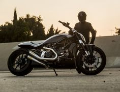 fullthrottleauto:    Ducati XDiavel by Roland Sands 2017