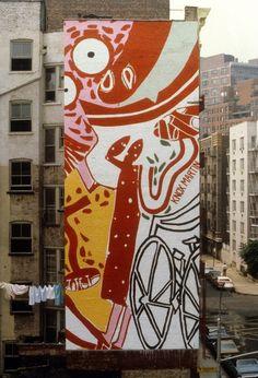 Murals - K N O X M A R T I N
