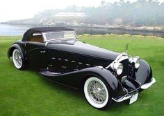 1934 Voisin C15 Roadster by Etablissement Salliot