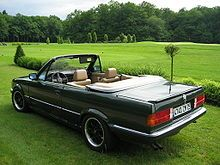 The BMW 325iC