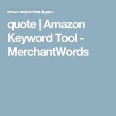merchantwords com