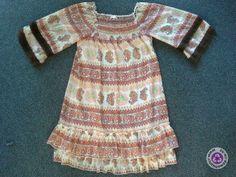 Clotheswap - gorgeous boho dress Hippie Chick, Hippie Bohemian, Boho Dress, Boho Chic, Shoulder Dress, Dresses, Fashion, Vestidos, Moda