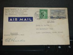 APO 6 BAGAGAG, LUZON, PHILIPPINES Army Cover GENERAL HURDIS Censored WWII 1945