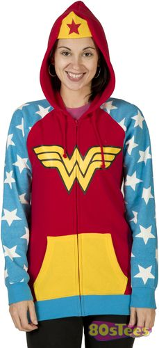 Get this Wonder Woman Hoodie at 80s Tees. We have a huge selection, same day shipping and excellent customer service. Check out all of our Wonder Woman shirts & hoodies here.