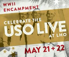Genealogical Gems: Celebrate the USO this weekend