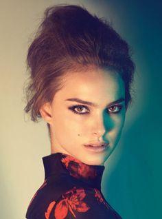 Natalie Portman by Mert & Marcus for W