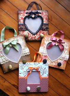 Tutorial Colgador de Bisuteria estilo Victoriano Gift Wrapping, Free Tutorials, Creative, Blog, Gifts, Creative Crafts, Folk Victorian, Step By Step, Ornaments