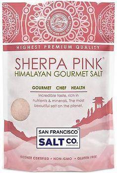Gourmet Himalayan Salt 5 Lbs Pink Extra Fine Grain Cooking Food Incredible Taste