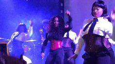 Teyana Taylor VII Unplugged Part 1 Live NYC SOBs