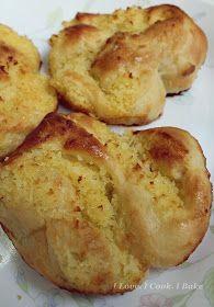 I Love. I Cook. I Bake.: Coconut Buns