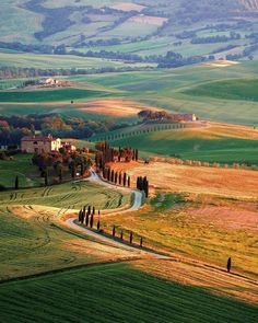 Peaceful valley 🌾 Val d'Orcia, Tuscany, Italy. Photo by Tag someone you love ✨ Peaceful valley 🌾 Val d'Orcia, Tuscany, Italy. Photo by Tag someone you love ✨ Italy Map, Tuscany Italy, Italy Travel, Verona Italy, Puglia Italy, Venice Italy, Places To Travel, Places To Visit, Travel Destinations