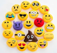 Son emoticones