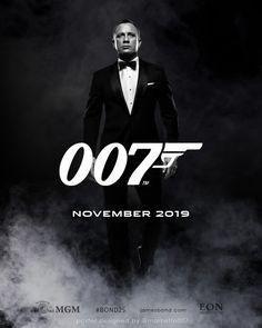Bond 25 teaser poster carros - james bond 007 бонд, джеймс бонд e фил James Bond 25, Daniel Craig James Bond, James D'arcy, James Bond Movies, James Bond Theme, Best Bond, Cinemagraph, Action, Casino Theme