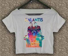Galantis+T-shirt+Galantis+Crop+Top+Galantis+The+Aviary+Tour+Crop+Tee+GLT#TA
