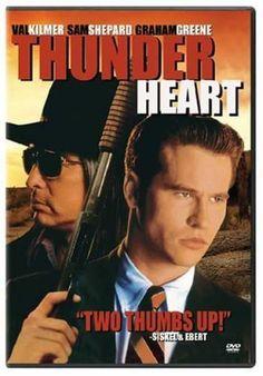 Thunder Heart...gotta love it!!!