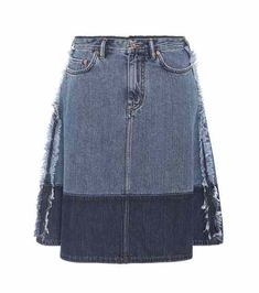 Halna denim skirt | Acne Studios