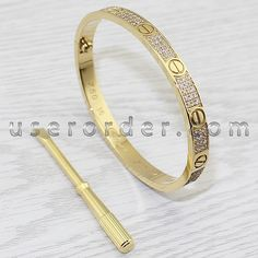 Cartier With Infinite Originality Brand New Diamond Love Bracelet Replica And Matching Wedding Ring For His Pledge In The Witness Of