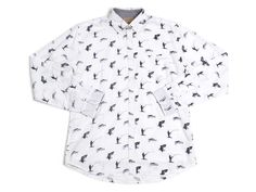 Gon' Fishin' LS Button Up