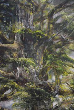 Claire Basler - Contemporary Artist - Flowers - 077