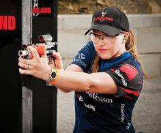 Gun Digest Interview with competitive shooter Julie Goloski-Golob