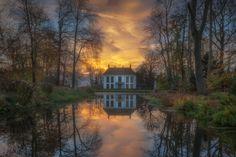 Nijenburg Estate (Netherlands) by Dick van Duijn / 500px
