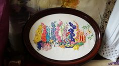 One of my embroideries