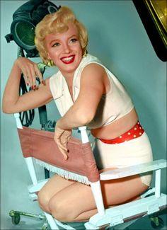 Marilyn Monroe - Seen Year Itch 1955
