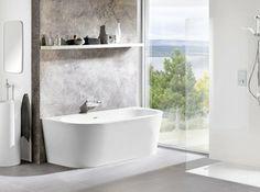 aquaplus wall vasca da bagno a muro completa di attacco per fissaggioquesta nuovo