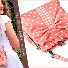 petite purse....wonderful gift idea for little girls!