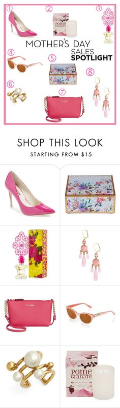 """""""Mother's Day Sales Spotlight"""" by lanaebond ❤ liked on Polyvore featuring BCBGeneration, Adrienne Vittadini, Betsey Johnson, Kate Spade, Calvin Klein and Derek Lam"""