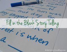 Story Telling for Children – Kids Activities Blog