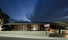 Wind Dyed House by acaa   photographed by Hiroshi Ueda