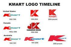 K-Mart logos