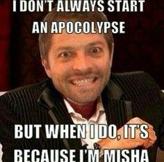Mishapocalypse