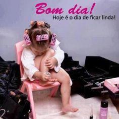 Hoje é dia de ficar linda! - http://www.jacaesta.com/hoje-e-dia-de-ficar-linda/
